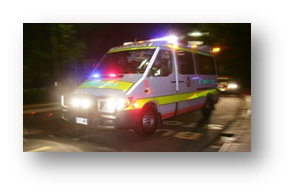 Ambulance Visibility Emergency Vehicle Conspicuity