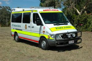 ACT Intensive Care Ambulance-High Visibility livery-2nd Generation-www.ambulancevisibility.com-John Killeen