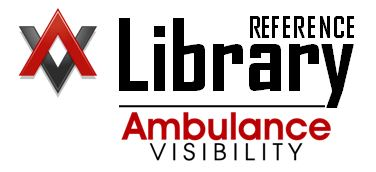 Ambulance Visibility Reference Library Icon