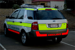 Ford Territory-Fluorescent High Visibility