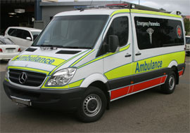 Queensland Ambulance-New